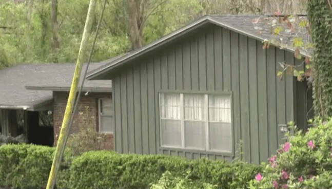 Gainesville Home Of Human Remains Discovery