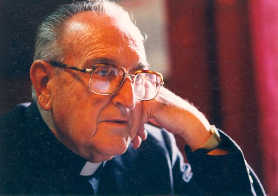 Guatemalan Bishop Juan Gerardi