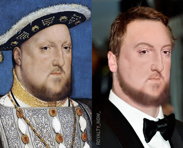 What Henry VIII Would Look Like Today