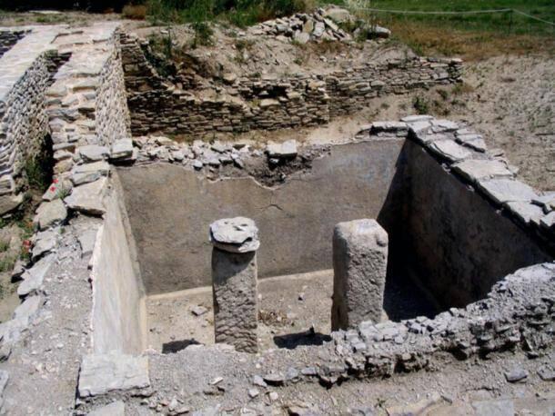 Iruña-Veleia Excavation Site