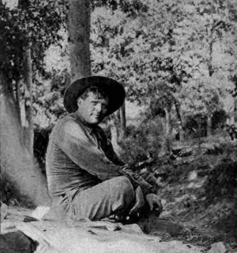 Jack London In 1915