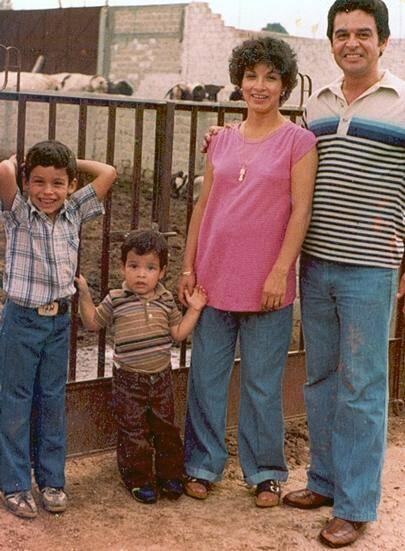 Kiki Camarena Family