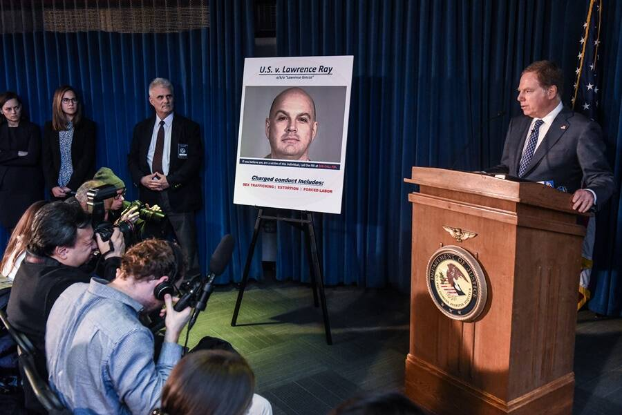 The Indictment Of Larry Ray