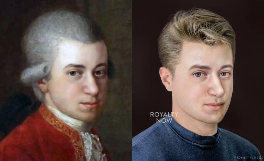 Mozart Reconstruction
