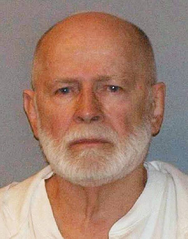 Mugshot Of Whitey Bulger As An Old Man