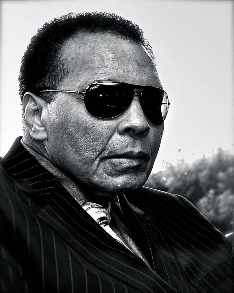 Muhammad Ali In 2011