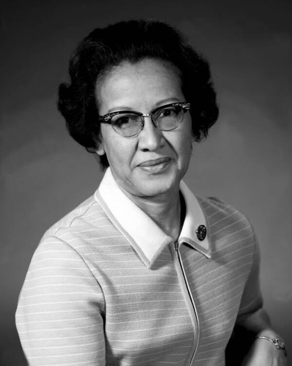 NASA's Katherine Johnson