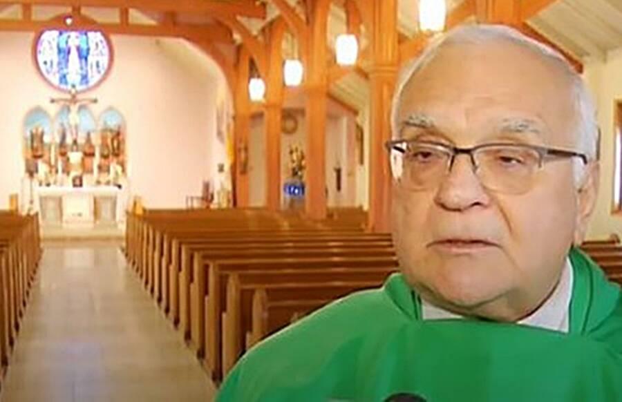 Reverend Richard Bucci