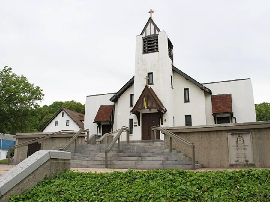 Sacred Heart Church Rhode Island