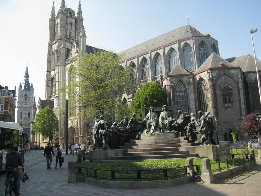 Saint Bavos Cathedral