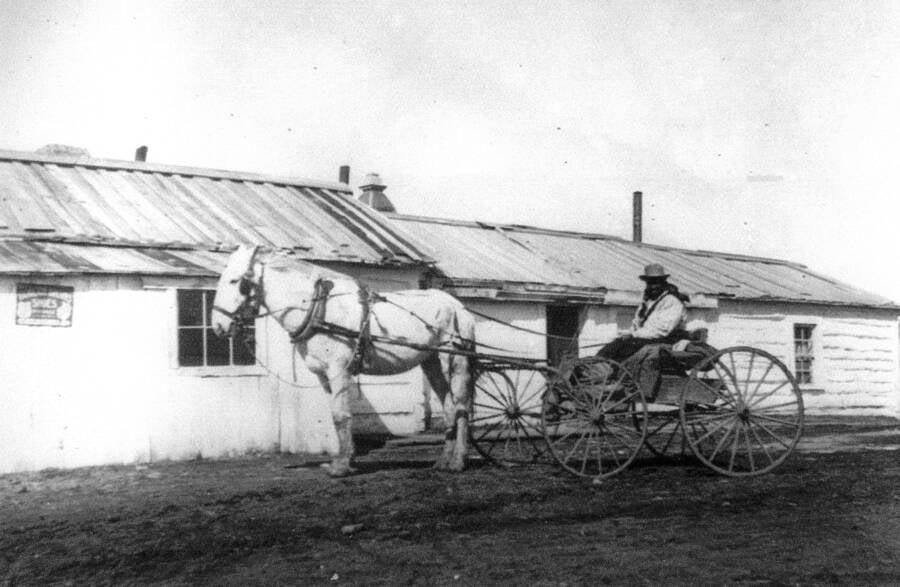 Stagecoach Mary Fields