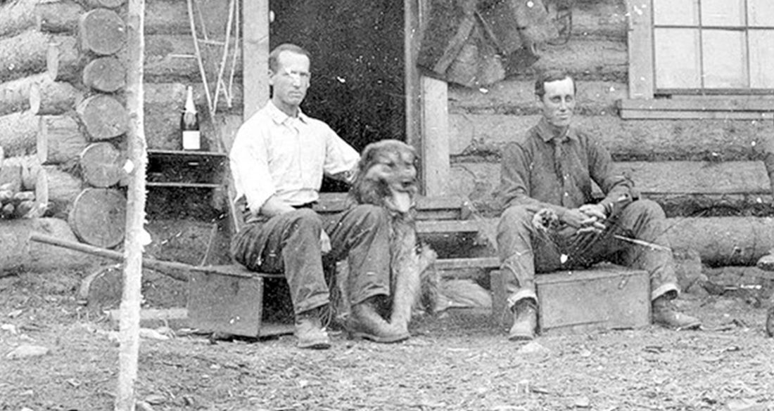 The Real-Life Friendship Between Jack London And A Dog That Inspired 'The Call Of The Wild'