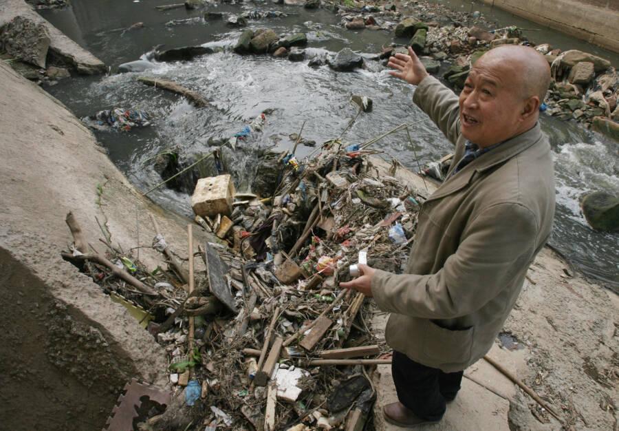 Wu Dengming Environmentalist