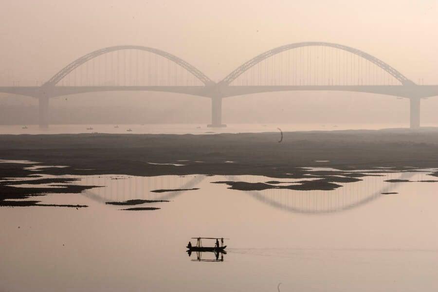 Yangtze Hubei Province