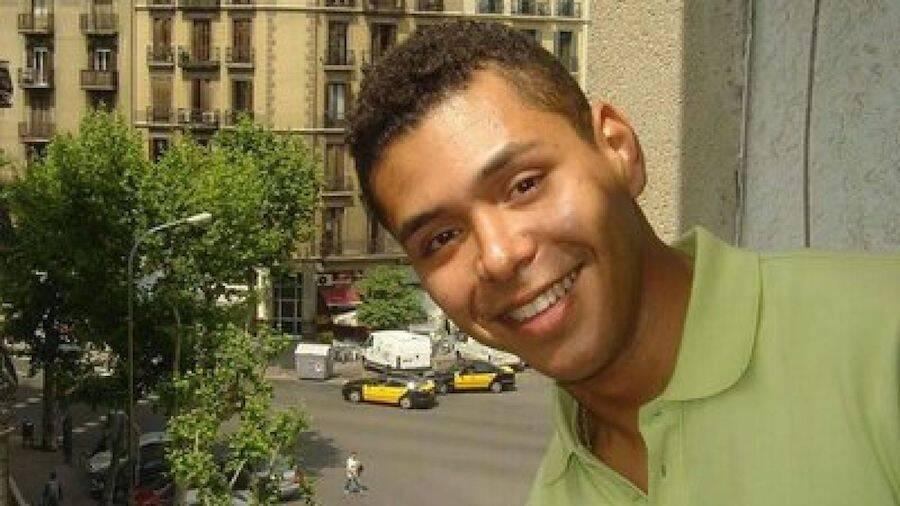 Adam Castillejo On A Balcony
