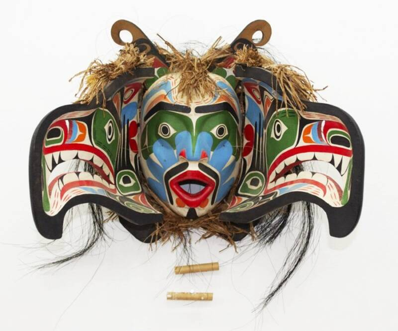 Beau Dick Transformation Mask