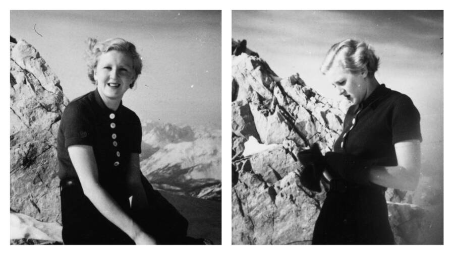 Photos Of Eva Braun