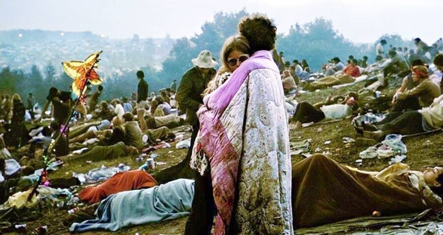 Meet The Couple On The Iconic Woodstock Album Cover — Still Together After 50 Years