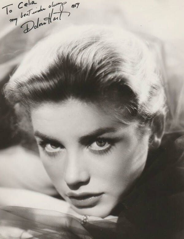 Dolores Hart Glamour Shot