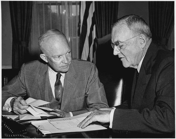 Eisenhower Dulles Guatemala