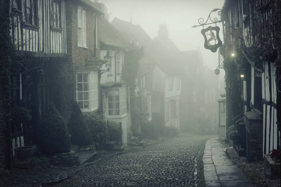 Foggy Mermaid Street