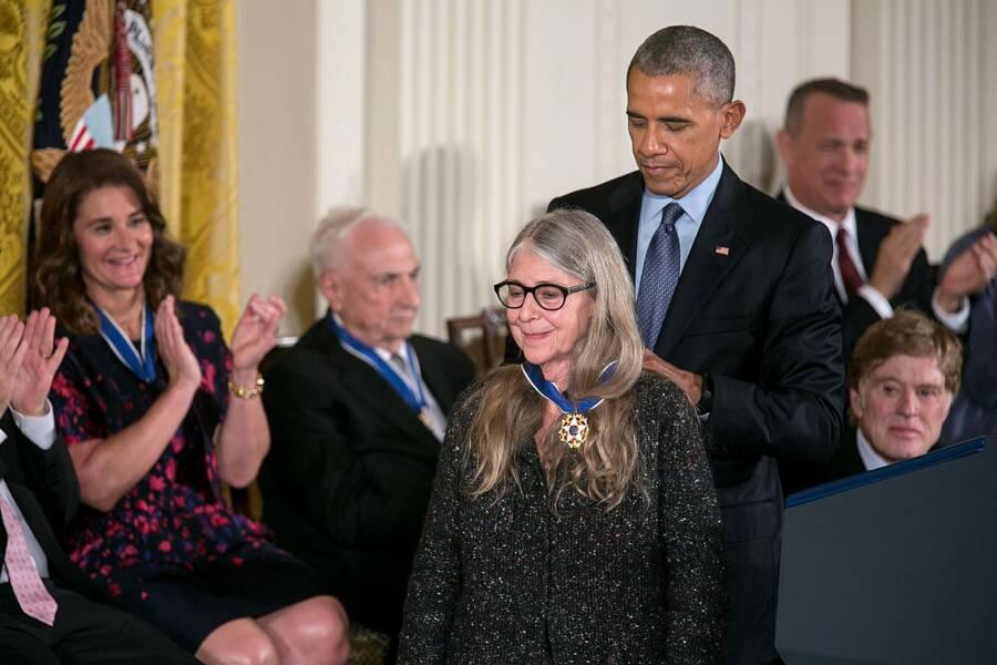 Hamilton Medal Of Freedom