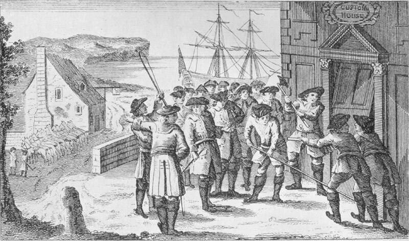 Hawkhurst Gang 1740s