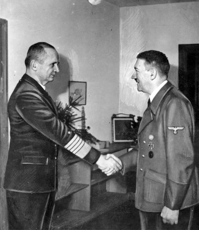 Hitler Admiral