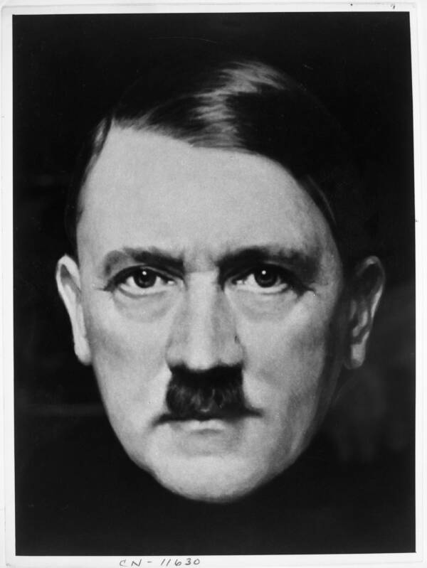 Photo Of Hitler