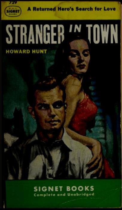 Hunt Stranger Signet