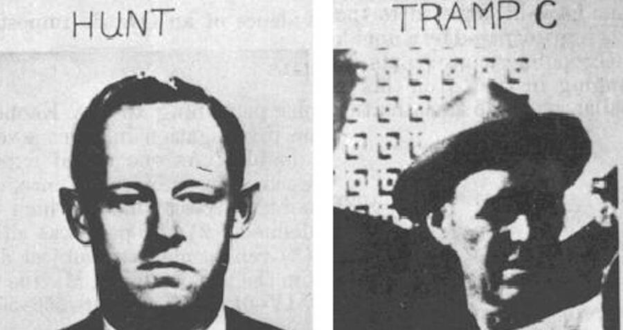 Hunt Tramp Kennedy