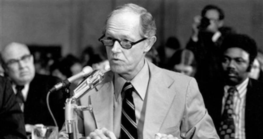 Hunt Watergate 1973