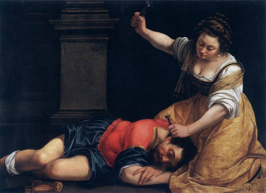 Jael Killing Sisera