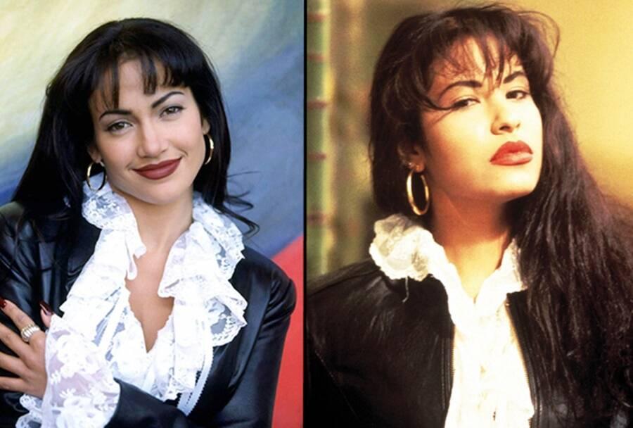Jlo And Selena