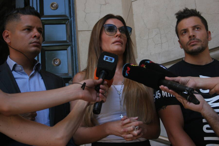 Journalists Interviewing Natacha Jaitt