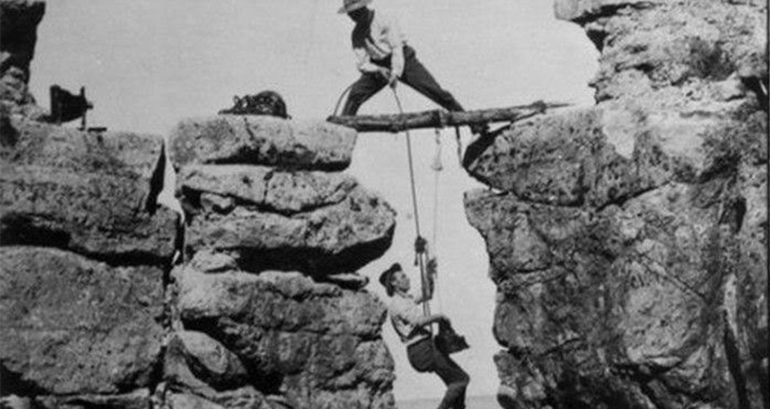 33 Vintage Photographs From The Grand Canyon's Historic Kolb Studio