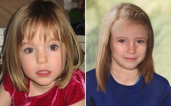 Madeleine Mccann Before And After