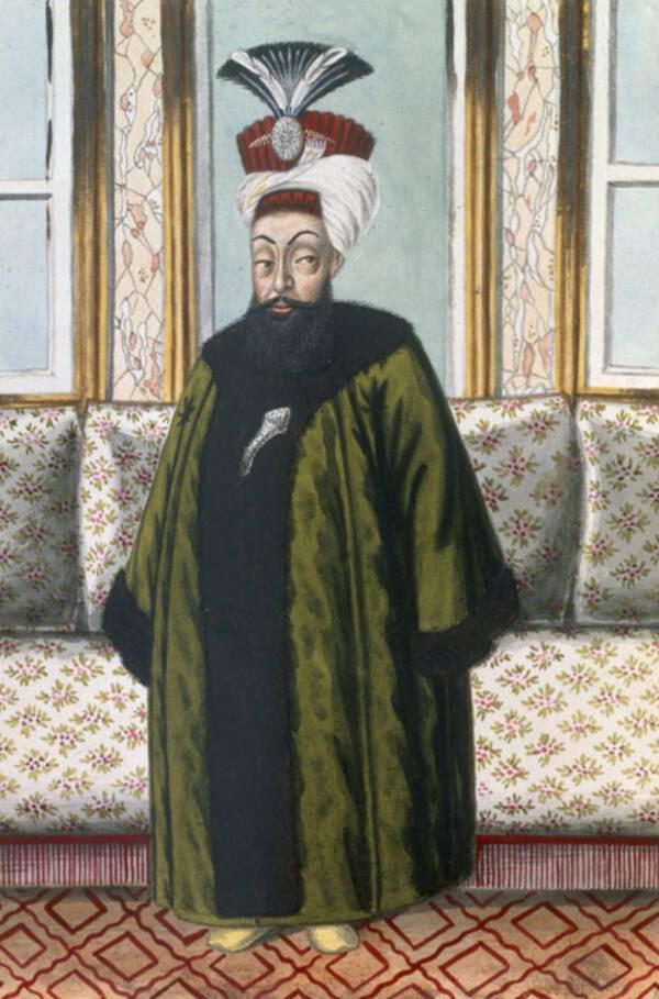 Naksidil's Husband Sultan Abdul Hamid