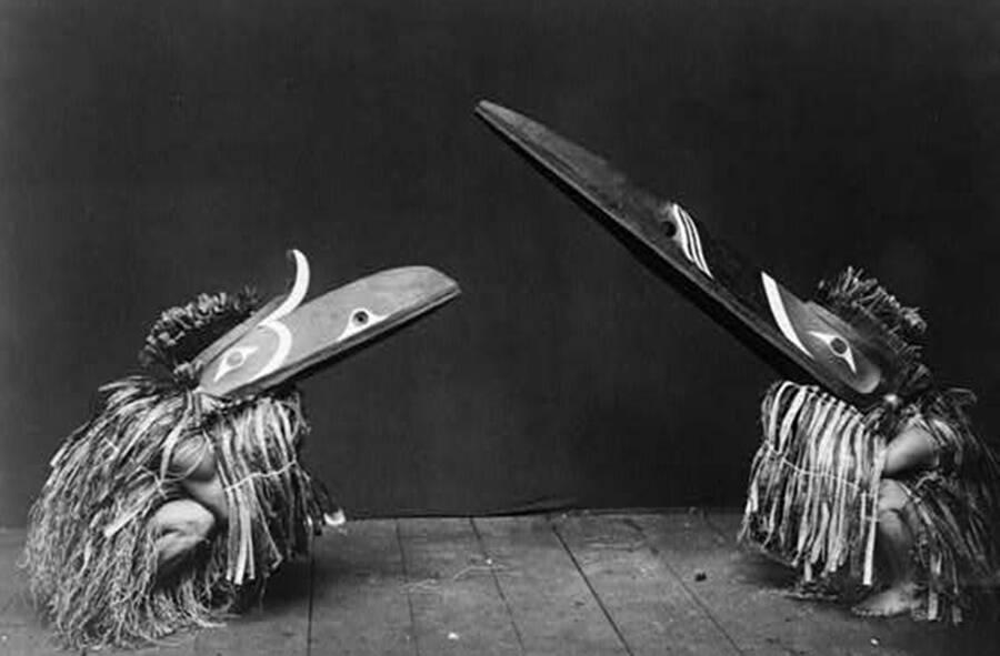 Native Bird Masks
