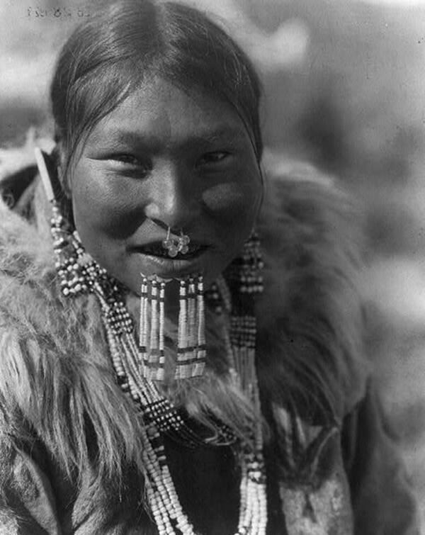 Nunivak Tribe Member