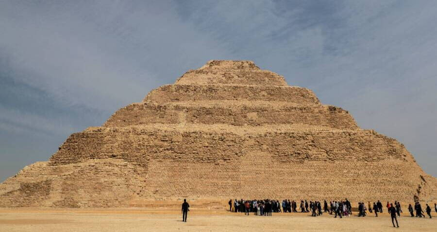 Egypt's Oldest And Largest Pyramid Reopens In Better Form Than Ever After 14-Year Restoration