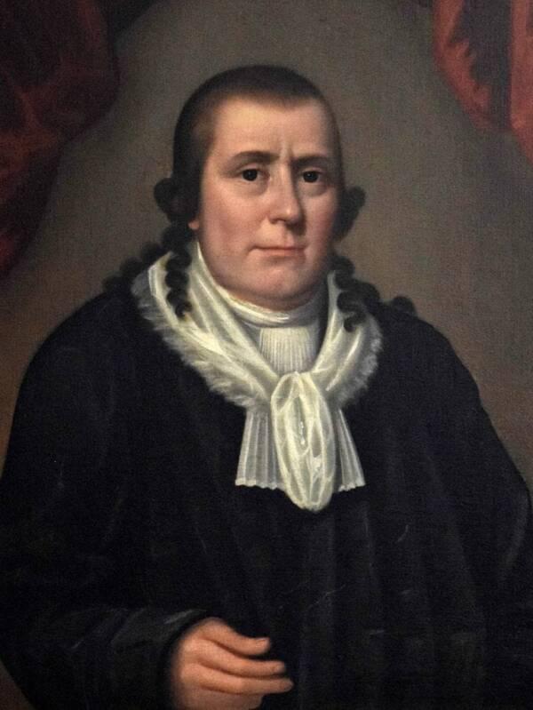 Portrait Of The Public Universal Friend