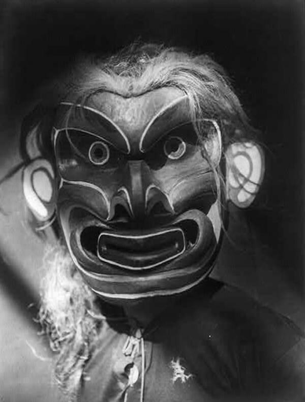 Qagyuhl Mask