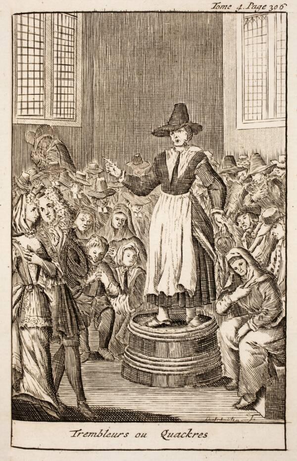 Quaker Lecture