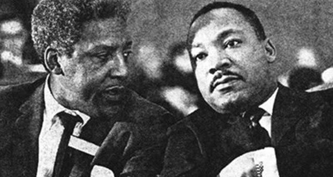 How Homophobia Almost Erased The Legacy Of Bayard Rustin, The Man Who Advised MLK