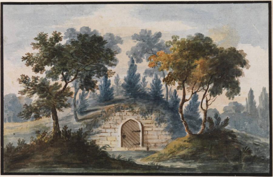 Washington Tomb