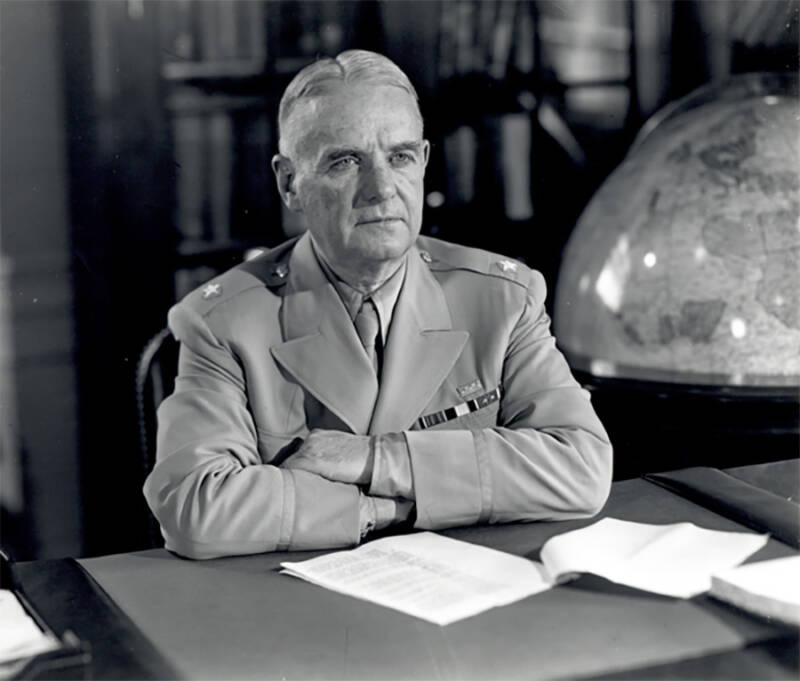 William Wild Bill Donovan