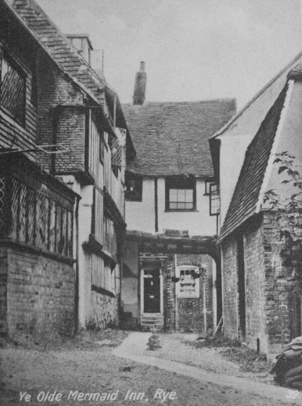 Ye Olde Mermaid Inn