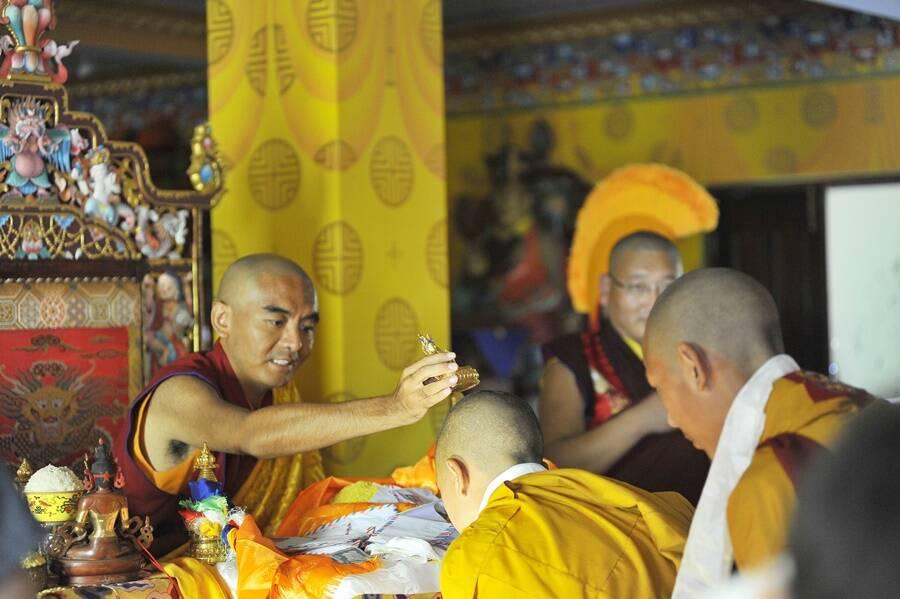 Ymr Buddhist Monk