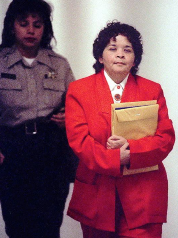 Yolanda Saldívar In Prison